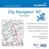 Garmin 010-10680-50 City Navigator NT Europe v.9.0 Digital Map for Driving,Boat