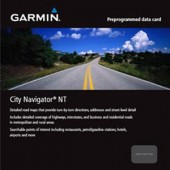 Garmin City Navigator North America NT Canada Map Driving Fishing 010-10966-00