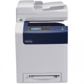 Xerox WorkCentre 6505DN Laser Multifunction Printer - Color - Plain Paper Print - Desktop - Copier/Fax/Printer/Scanner - 24 ppm Mono/24 ppm Color Print - 600 x 600 dpi Print - 24 cpm Mono/24 cpm Color Copy LCD - 1200 dpi Optical Scan - Automatic Duplex Pr