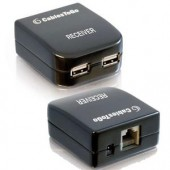 Cable to go 29346 2-port USB Superbooster Dongle 2 x Type A Female USB, 1 xRJ-45