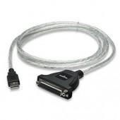 Manhattan336581  Full Speed USB to Parallel Printer Converter 1.80 m