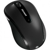 Microsoft 4DH-00001 4000 Mouse BlueTrack Wireless Radio Frequency Black USB2.0
