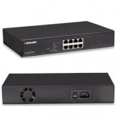 IC Intracom 560542 8 x PoE ports, IEEE 802.3at/af Power-over-Ethernet (PoE+/PoE)