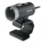 Microsoft LifeCam 6CH-00001 Cinema Webcam USB 2.0 1280 x 720 Video CMOS Sensor