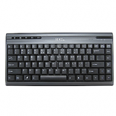 SIIG KEYBOARD JK-US0312-S1 USB MINI MULTIMEDIA RETAIL