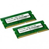 Visiontek 900452 4GB 2x2GB DDR3-1333/PC3-10600 Non-ECC Unbuffered Laptop Memory