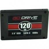 "Visiontek 900511 GoDrive 120 GB SSD Internal Solid State Drive 2.5"" SATA/600 NEW"
