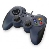 Logitech USB Gamepad F310 for PC with XP Vista Win 7 Broad game support Wireless