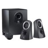 Logitech Z313 Multimedia Speaker System 2.1 channel Volume Control 980-000382