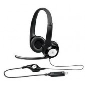 NEW LOGITECH CLEARCHAT COMFORT USB HEADSET 981-000014