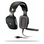 NEW LOGITECH G35 7.1 USB GAMING HEADSET NOISE CANCELING
