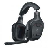 Logitech G930 Headset 981-000257 Surround Wireless 12.2 m Over-the-head 20 Hz
