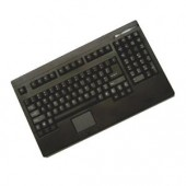 Adesso EasyTouch ACK-730UB USB Wired Keyboard QWERTY Black 107 Keys