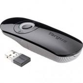 Targus Wireless USB Ergonomic Presentation Pointer15.24m AMP18CA 2.4GHz Mac PC