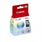Canon 2976B001 CL-211 ChromaLife100 Plus Color Ink Cartridge Cyan Magenta Yellow