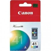 Canon 0617B002 CL-41 Tri-Color Ink Cartridge Cyan Magenta Yellow Inkjet MP210
