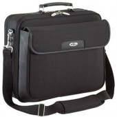Targus Lappac 5 Notebook Case Clamshell - Detachable Shoulder Strap - 1,1 Pocket