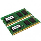 Crucial 8 GB 2x4GB DDR3-1066/PC3-8500 204-pin SoDimm CT2K4G3S1067M for Apple Mac