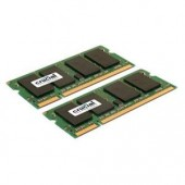 Crucial 8GB 2x 4GB DDR2 800 Laptop RAM CT2KIT51264AC800