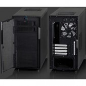 Fractal Design Define Mini System Cabinet FD-CA-DEF-MINI-BL Mini-tower - Black