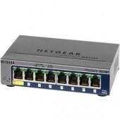 Netgear ProSafe GS108T-200NAS Gigabit Smart Switch 7 LAN Port 1 PoE LAN Port