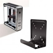 Antec ISK Series System Cabinet For Mini-ITX Audio USB In Front ISK110VESA New