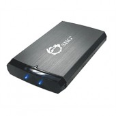 SIIG JU-SA0H11-S1 USB 3.0 to IDE/SATA 2.5in Enclosure Brown Box can work for SSD