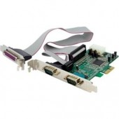 StarTech 2S1P PCIe Parallel Serial Combo Plug-in Card PEX2S5531P 065030841764
