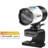Microsoft Q2F-00014 LifeCam Webcam - USB 2.0 5 Megapixel Interpolated 1920x1080