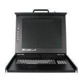 Startech Canada RACKCONS1701 1U LCD Rack Console
