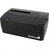 "StarTech SATDOCKU3S SuperSpeed USB3.0 2.5"" and 3.5"" SATA HDD Docking Station"
