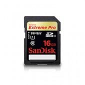 Sandisk Canada SDSDXPA-016G-C46 Extreme Pro SDHC UHS-I 16GB