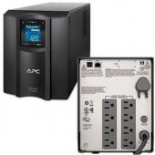 APC SMART-UPS C 1000VA LCD 120V 1 kVA/600 WTower 0.08 Hour Full Load - 8 x NEMA