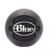 Blue Microphones USB Microphone SNOWBALLGLOSSBLACK New