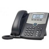 Cisco SPA 504G IP Phone VoIP phone, Phone Lines x4, LAN x2, RJ-7 Headset x1, New