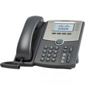 Cisco SPA514G IP Phone Cable 4x Total Line VoIP Caller ID Speakerphone Network