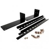 StarTech.com SV431RACK 1U Rackmount Brackets for KVM Switch (SV431 Series) Black