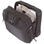 "Targus Rolling Travel Notebook Case Clamshell Nylon 17"" Clamshell - Telescoping"