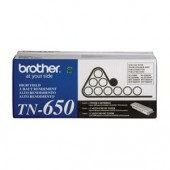 Brother TN650 High Yield Black Toner Cartridge 8000Page