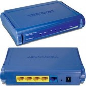TRENDnet 4-Port 100Mbps Broadband Router 6.30 W TW100-S4W1CA 710931301144 NEW