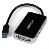 Startech Canada USB32DVIEH USB 3.0 to DVI Adapter & Hub