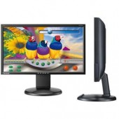 "ViewSonic Graphic VG2428WM 24"" LCD Monitor with built-in speakers"