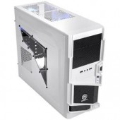 Thermaltake Commander MS-I VN40006W2N Snow Edition System Cabinet Micro Tower