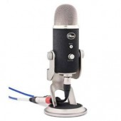 Blue Microphones Yeti Pro Microphone tereo 20 Hz to 20 kHz Wired XLR YETI PRO